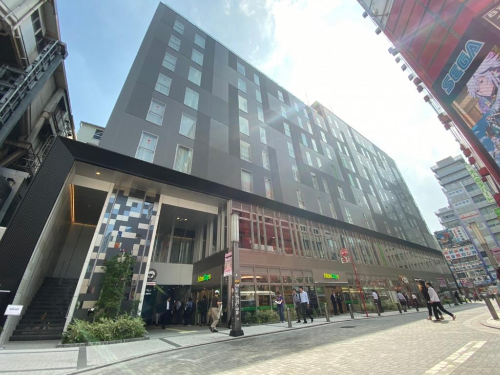 [日本新旅館]東京秋葉原梅茲JR東飯店10月7日開幕,自助旅遊交通方便住宿酒店推薦 | 常旅客
