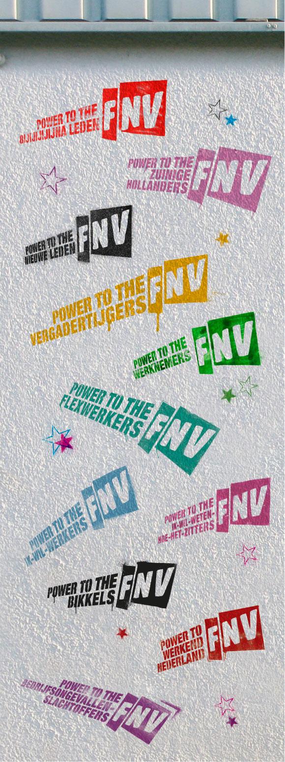 FNV Congres Banier
