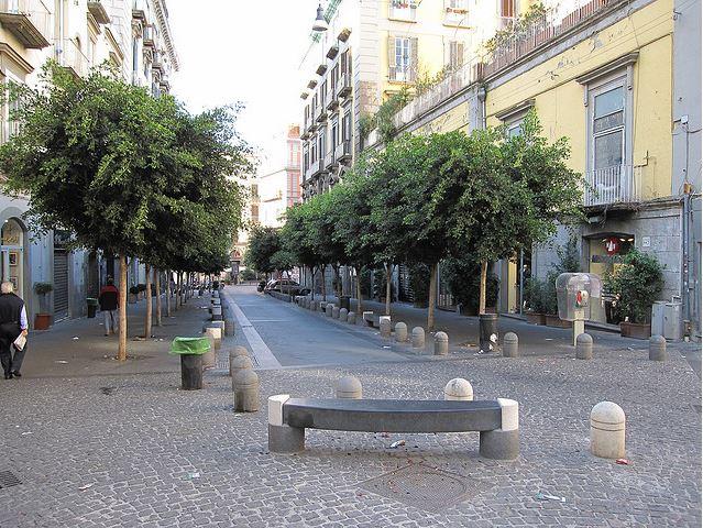 Hotel vicino a via Chiaia Piazza Plebiscito Napoli 5