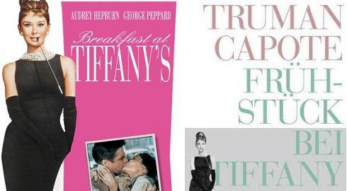 Frühstück bei Tiffany Film vs. Buch