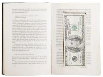 Hidding Money © Moshimochi | Dreamstime.com