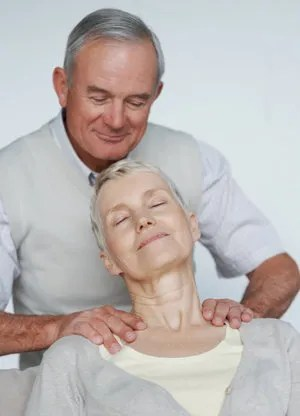 Loving massage © Yuri Arcurs   Dreamstime.com