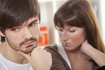 Unhappy couple © Edward Bartel | Dreamstime.com