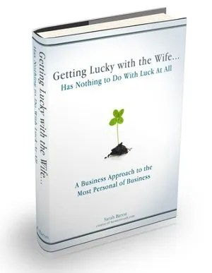 Getting Lucky book
