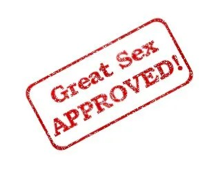 Great sex APPROVED! © Paul H. Byerly