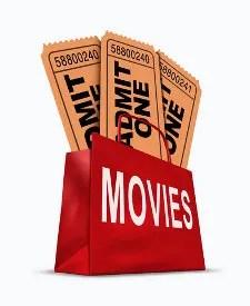 Movie Tickets © Skypixel | Dreamstime.com