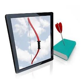 old book and e-reader © Iqoncept   Dreamstime.com