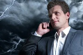 Bad time for this phone call © Marcin Janiec | Dreamstime.com