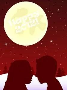 Couple in moonlight © Captainzz | Dreamstime.com