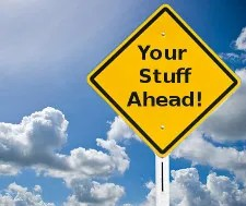 Your stuff ahead! © Pixbox77   Dreamstime.com