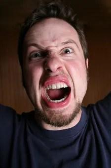 Angry man © Matthew Heinrichs | Dreamstime.com