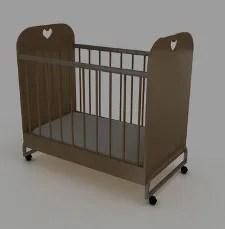 Empty crib © Sanadesign | Dreamstime.com