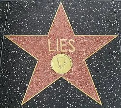 Hollywood lies