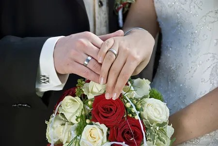 Just Married © Laengauer | Dreamstime.com