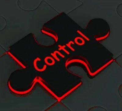 The control puzzle © Stuart Miles | freedigitalphotos.net
