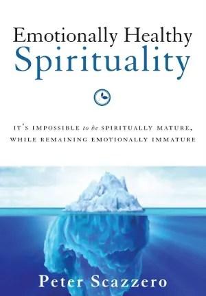 Emotionally Healthy Spirituality © HarperCollins Christian Publishing