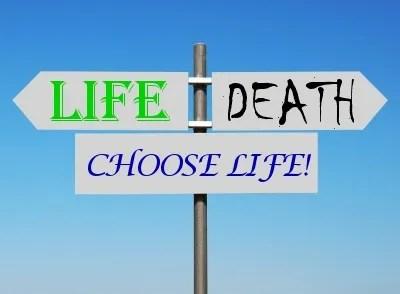 Choose Life! © artur84 | freedigitalphotos.net
