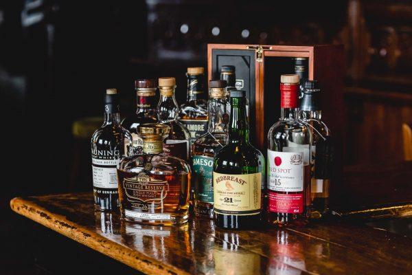 whiskey in Copenhagen
