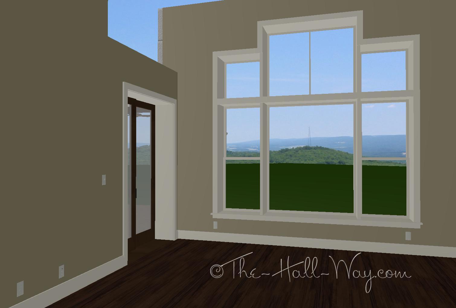 Windows Doors  Floors  The Hall Way