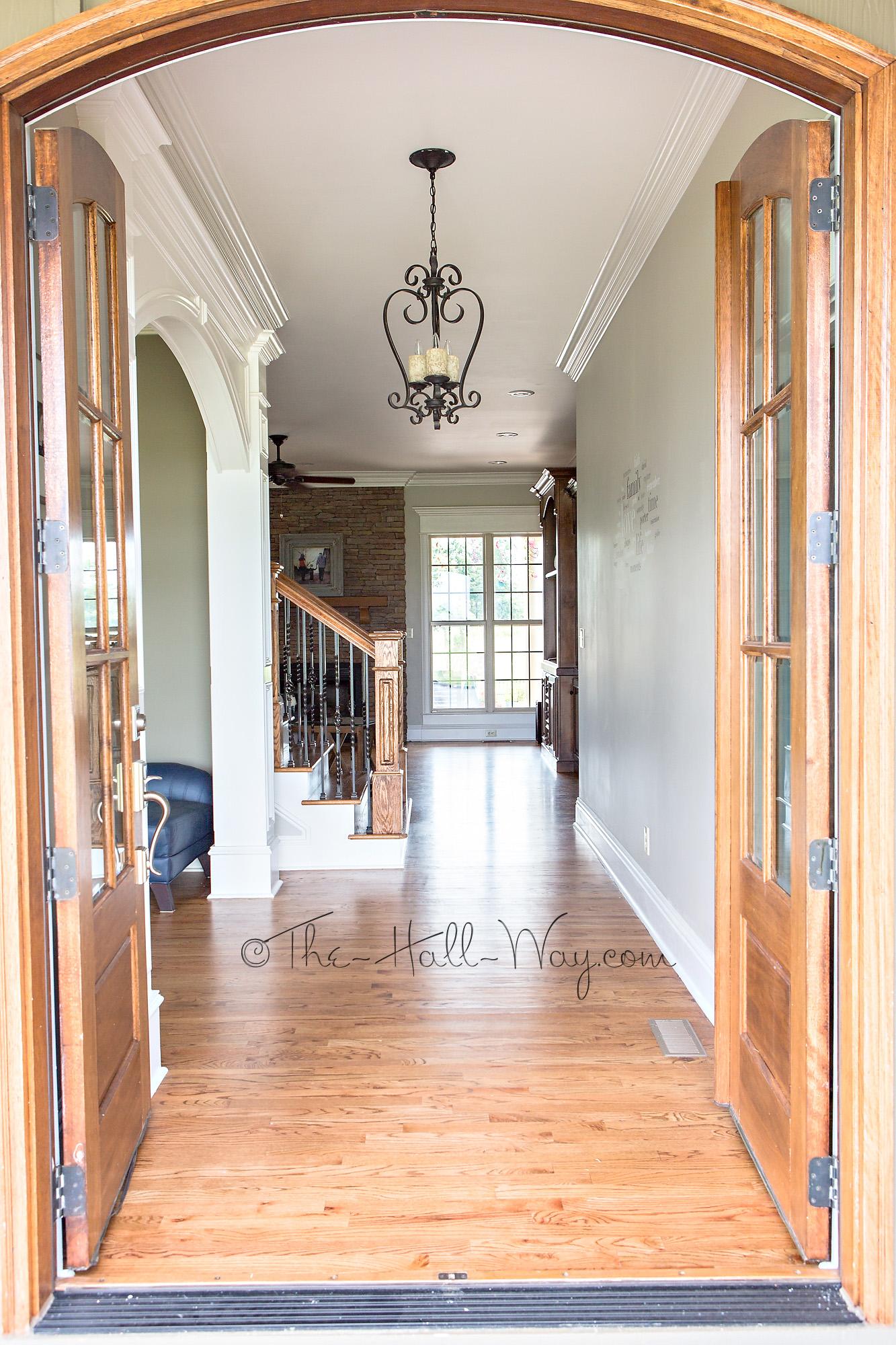 Foyer Light Fixture