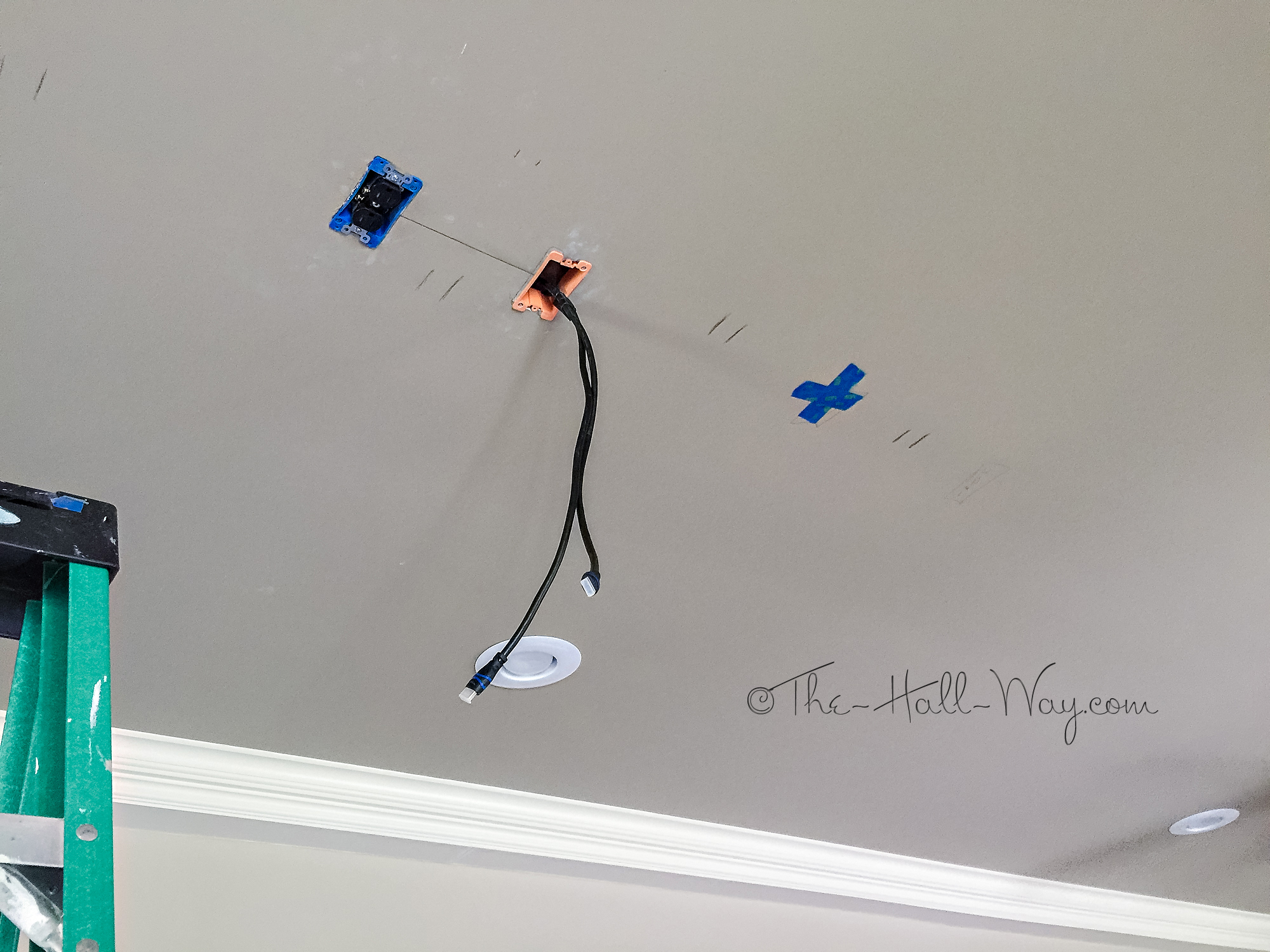 hight resolution of projector wires