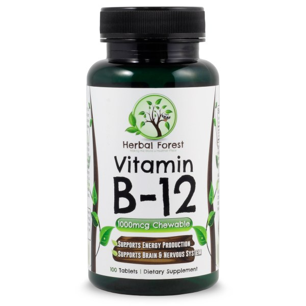image of Herbal Forest B-12 1000mcg