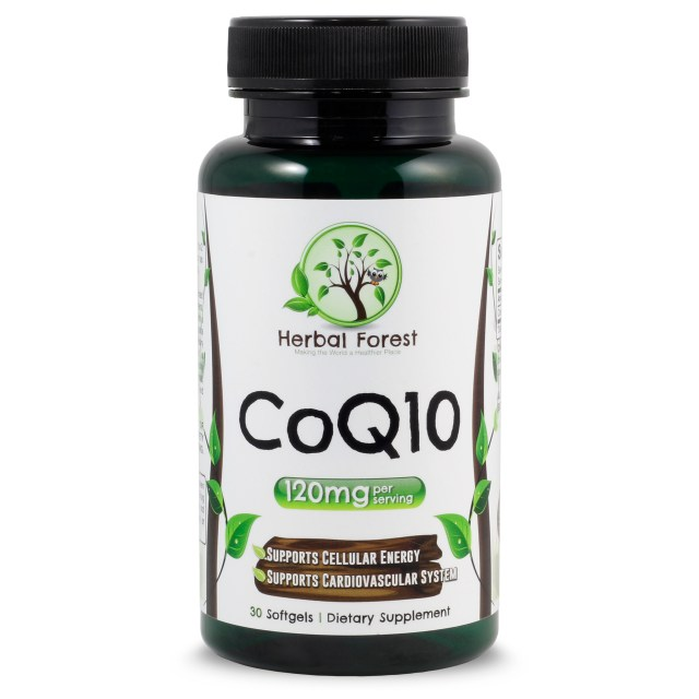 image of Herbal Forest Coq10 120mg