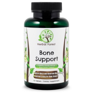 image of herbal forest bone support