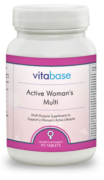 image of active woman's formula