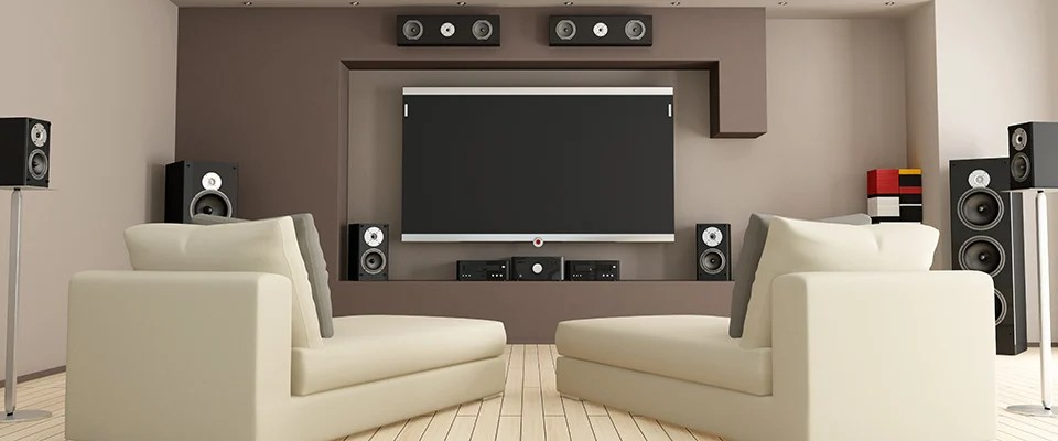 surround sound speaker placement