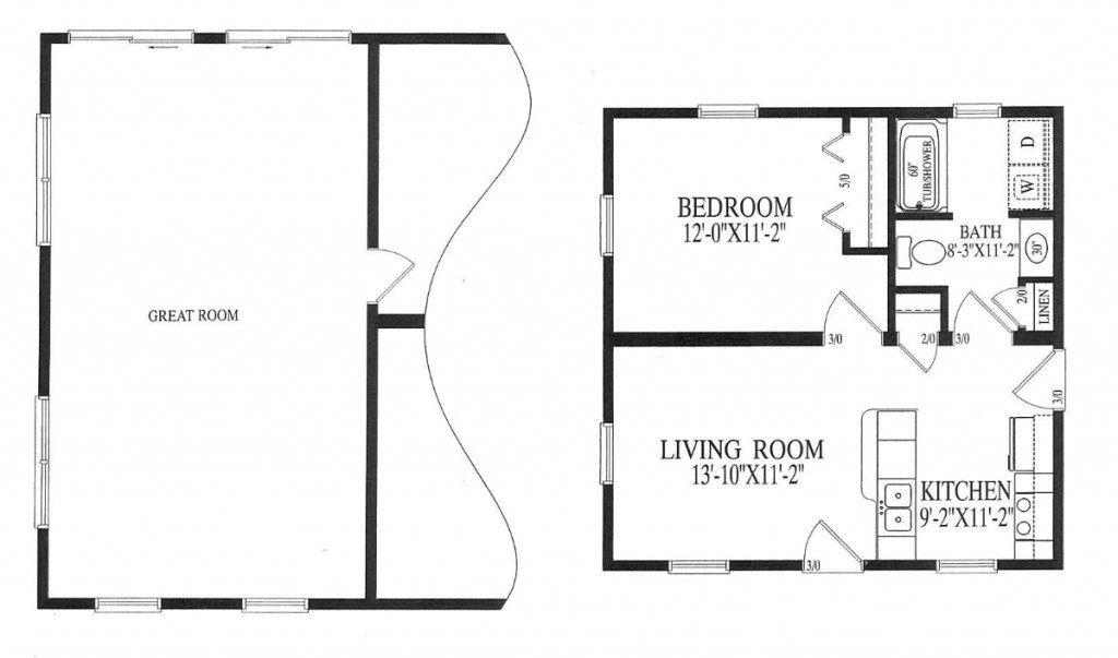 Modular Home Designs Can Be Made Wider & Longer