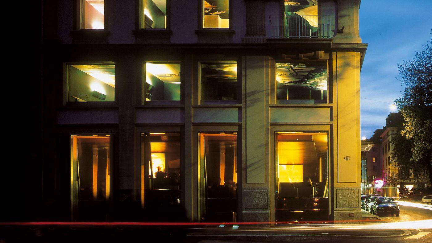 Designhotel The Hotel in Luzern  ein Hotel der Superlative