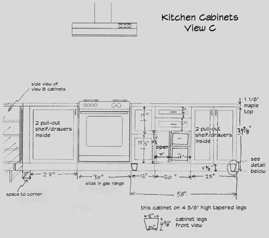 designing kitchen cabinets copper accents design your own