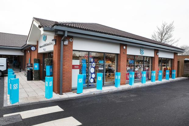 Griffiths Drive Co-op Store