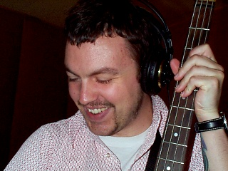 Future Weezer bassist Mikey Welsh