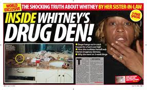 Death of the diva Queen Whitney Houston  The Latest