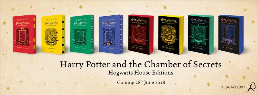 Image result for UK 20 anniversary Harry Potter chamber of secrets