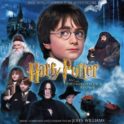 Image result for harry potter soundtrack