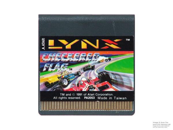 Atari Lynx Game Cartridges Box Art And Instructions