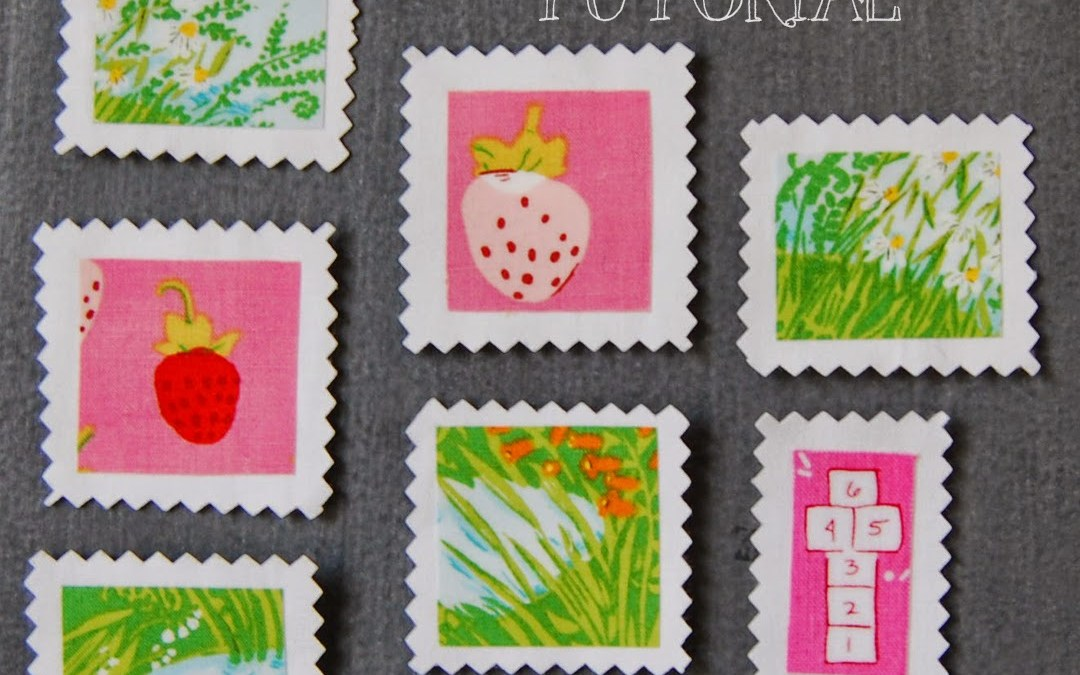 Finish Along Quarter 1 Tutorial Week – Fabric Stamps With Snips Snippets
