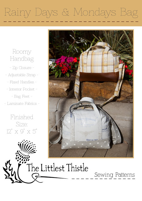 Pattern Launch – Rainy Days & Mondays Bag