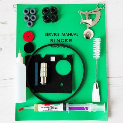 Vintage Machine Parts & Accessories
