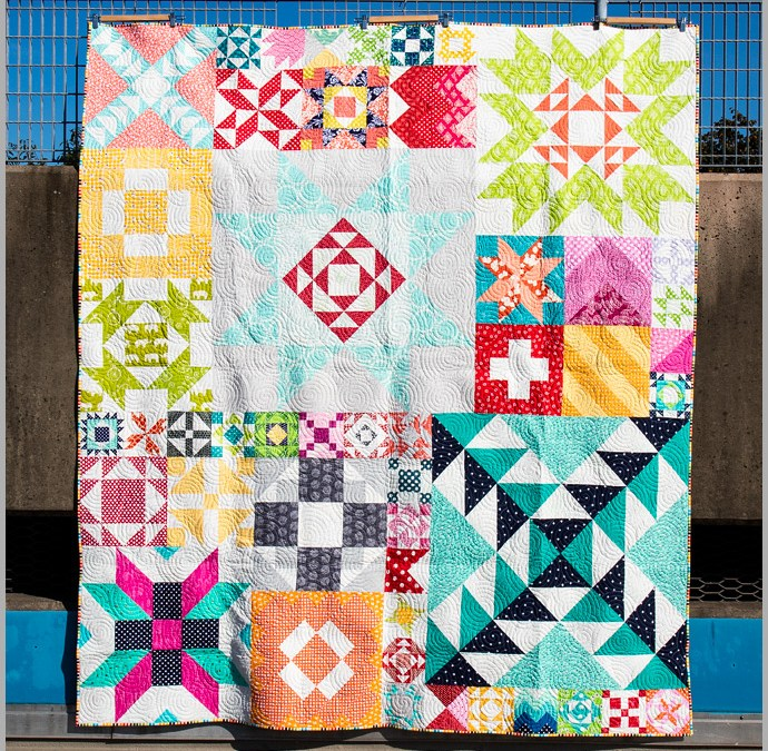 The One That Got Away – Belated Quilt Finish