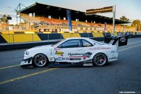 Kyushu Danji's R34 GT-R
