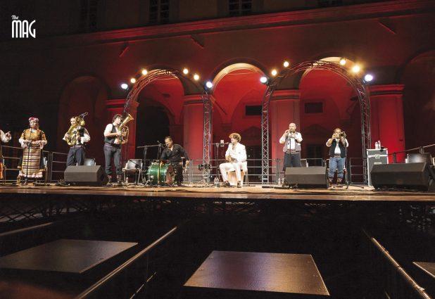 Goran Bregovic concerto a Palazzo Vitelli Città di Castello