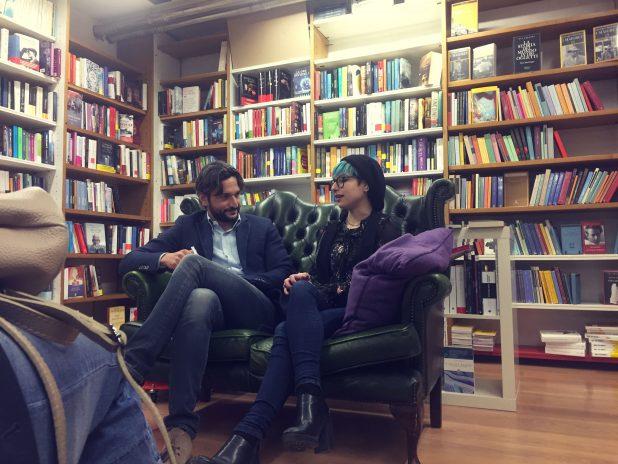Caterina Minni parla del suo libro