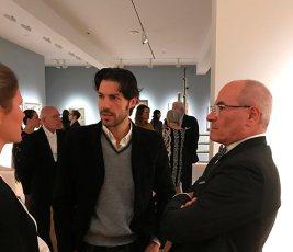 Giuseppe Sterparelli con Paolo Ascani