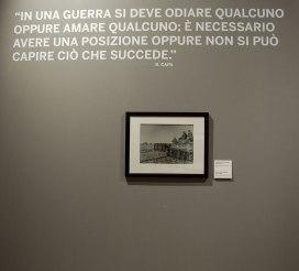 Retrospective la mostra dedicata a Robert Capa - foto di Maria Vittoria Malatesta Pierleoni (11)