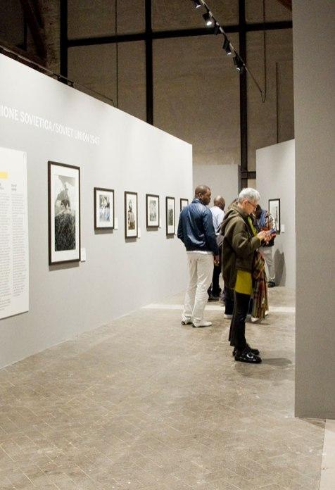 Retrospective la mostra dedicata a Robert Capa - foto di Maria Vittoria Malatesta Pierleoni (13)