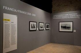 Retrospective la mostra dedicata a Robert Capa - foto di Maria Vittoria Malatesta Pierleoni (3)